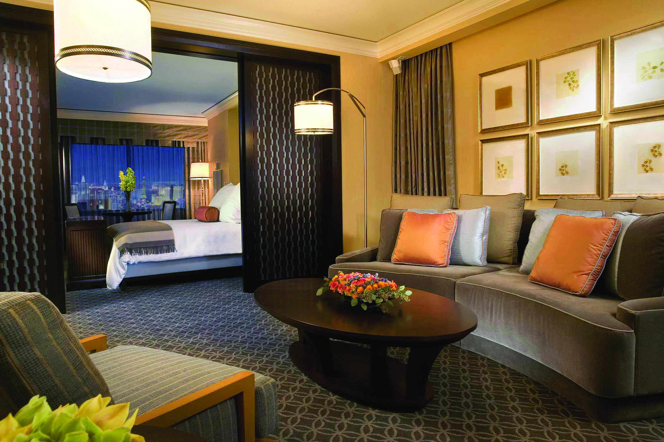 Where to stay spa in vegas confessions of an intrepid traveler for Caesars palace 3 bedroom suite